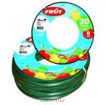 "Шланг садовый ""Frut"", цвет: зеленый, 20 м"