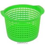 Корзинка универсальная, цвет: зеленый