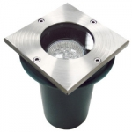 Тротуарный светильник Feron JCDR-18LED 230V G5.3 IP65, WL4102