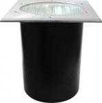 Тротуарный светильник Feron 150W 230V MHB/R7S квадрат IP65, SP1803