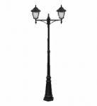 Светильник BRILUX THALES S2, 2,4m, черный, арт. LO-THAS23-00