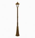 Светильник BRILUX THALES S1 1,4m, старая бронза, арт. LO-THAS11-36
