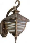 Светильник садово-парковый Feron 100W 230V E27 PL15M черное золото