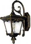 Светильник садово-парковый Feron 60W 230V E27 9003QS черное золото