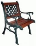 Кресло садовое Нассау 950