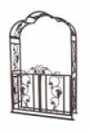 Арка садовая с дверцами  96893G