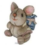"""Кашпо декоративное """"Мышка с рюкзачком"""". HP091073"""