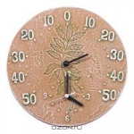 "Термометр настенный ""Fossi"" с часами"